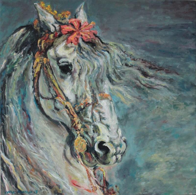 spanish-horse
