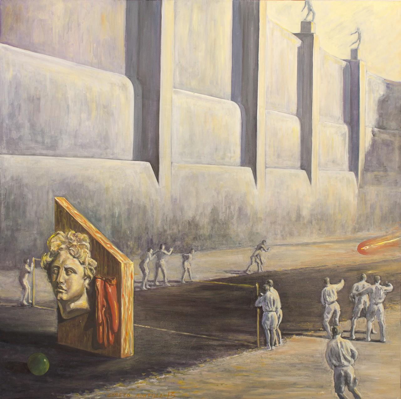 Metaphysik Geschwindigkeit - Cerezo Montilla -