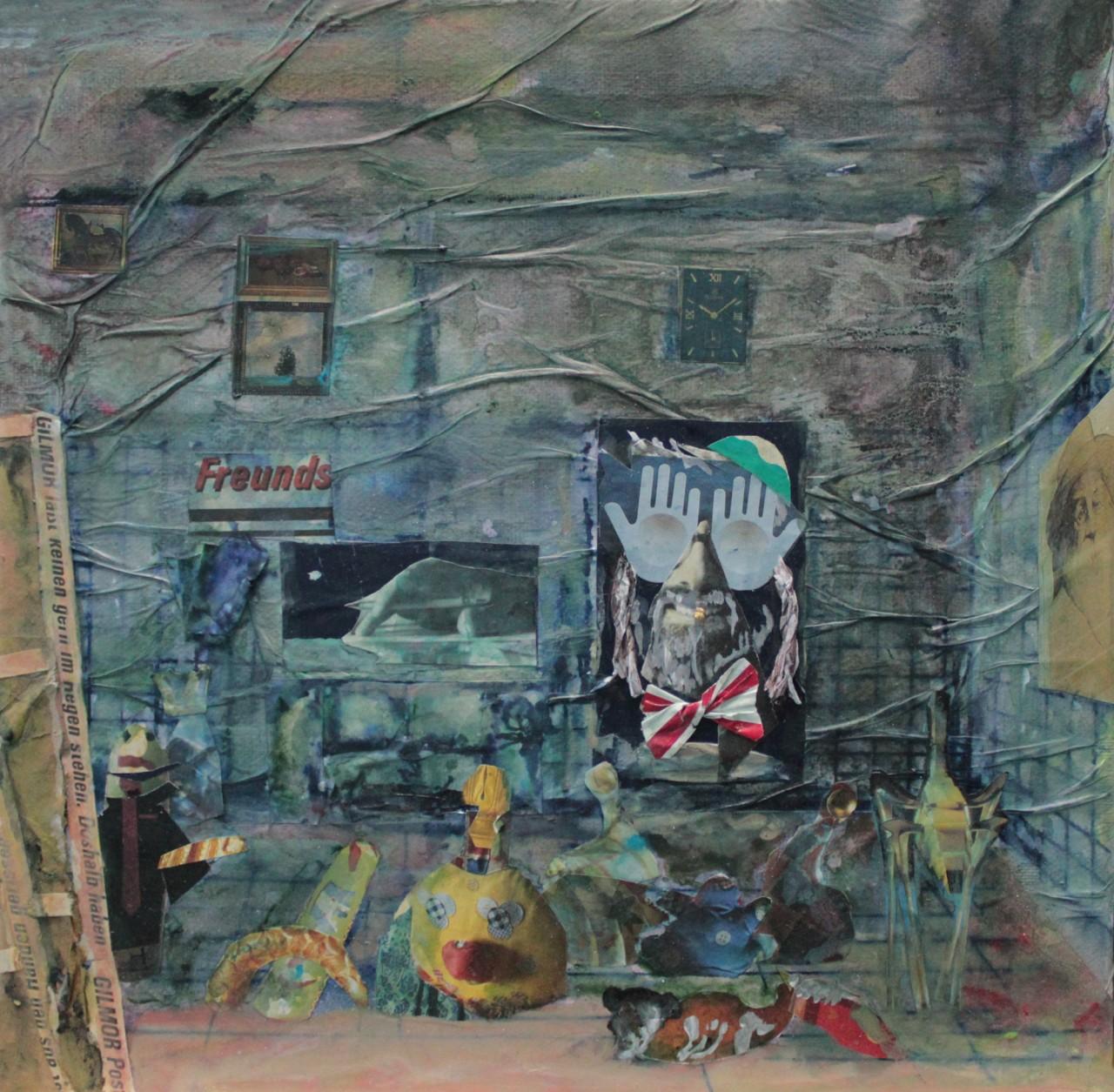 Entartete Zimmer 6 - Cerezo Montilla -