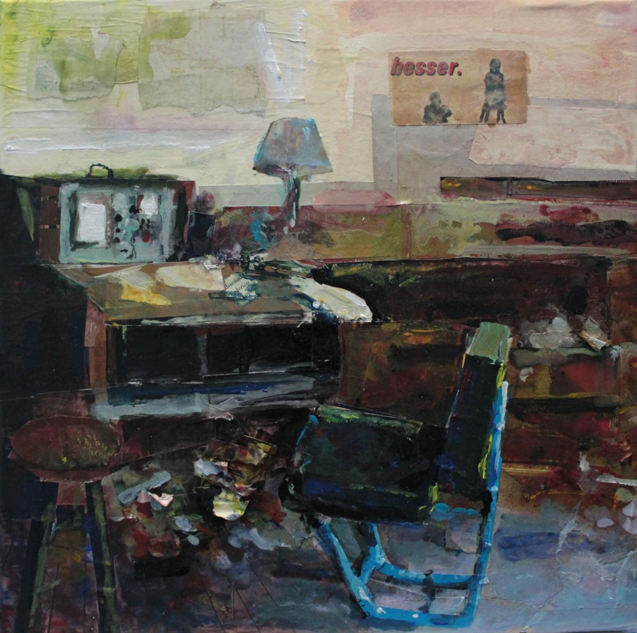 Entartete Zimmer 2 - Cerezo Montilla -