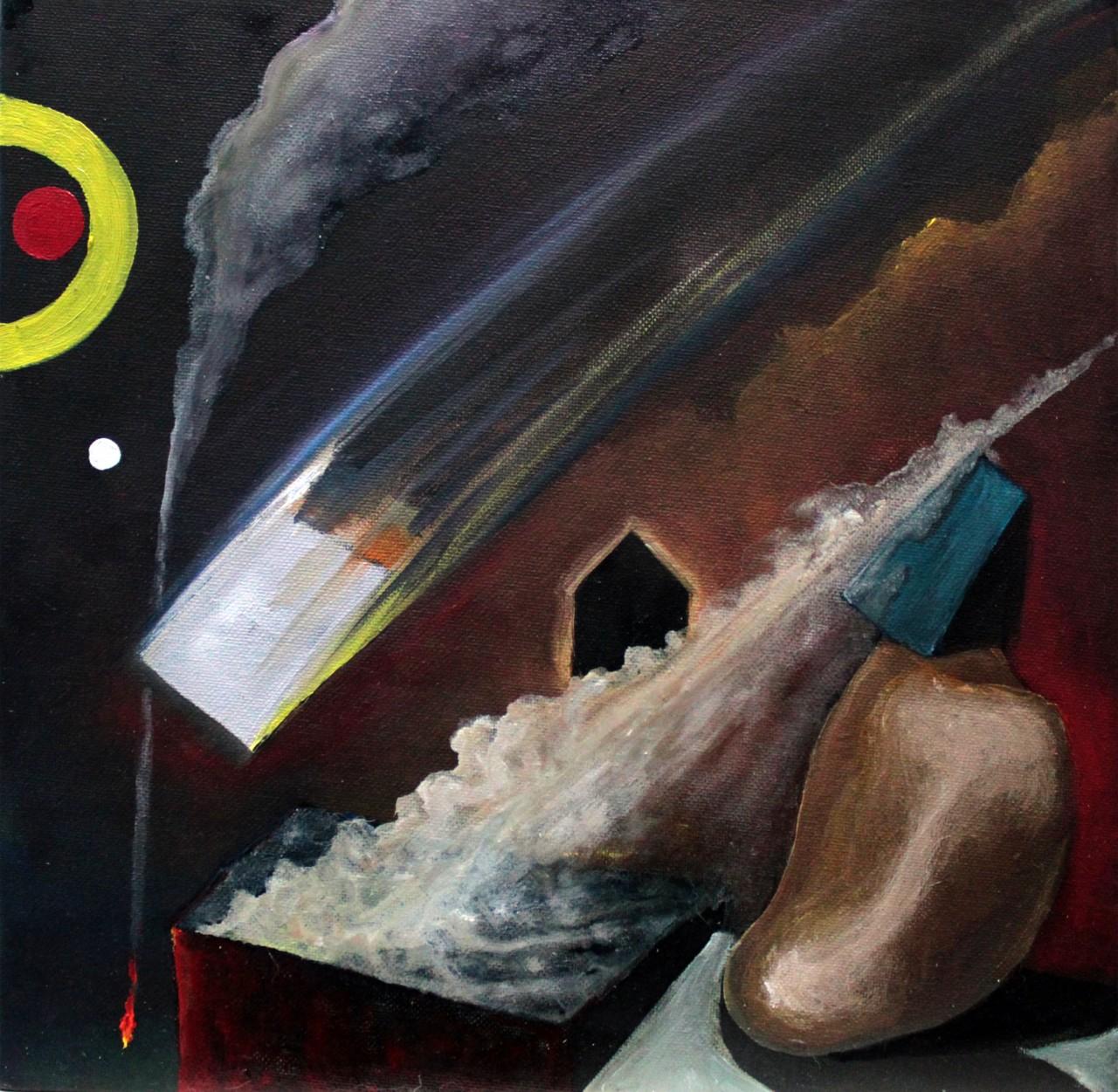 Degenerate Dixtortion 5 - Cerezo Montilla -