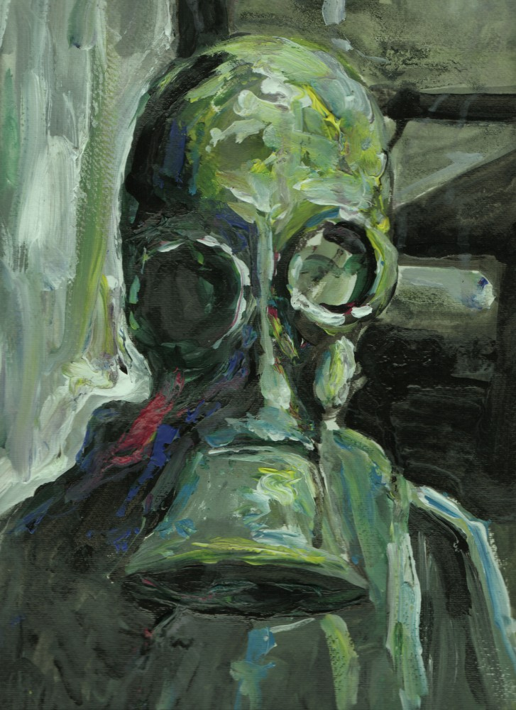 Degenerate Dixtortion 12 - Cerezo Montilla - compar cuadros modernos, comprar cuadros, cuadros modernos