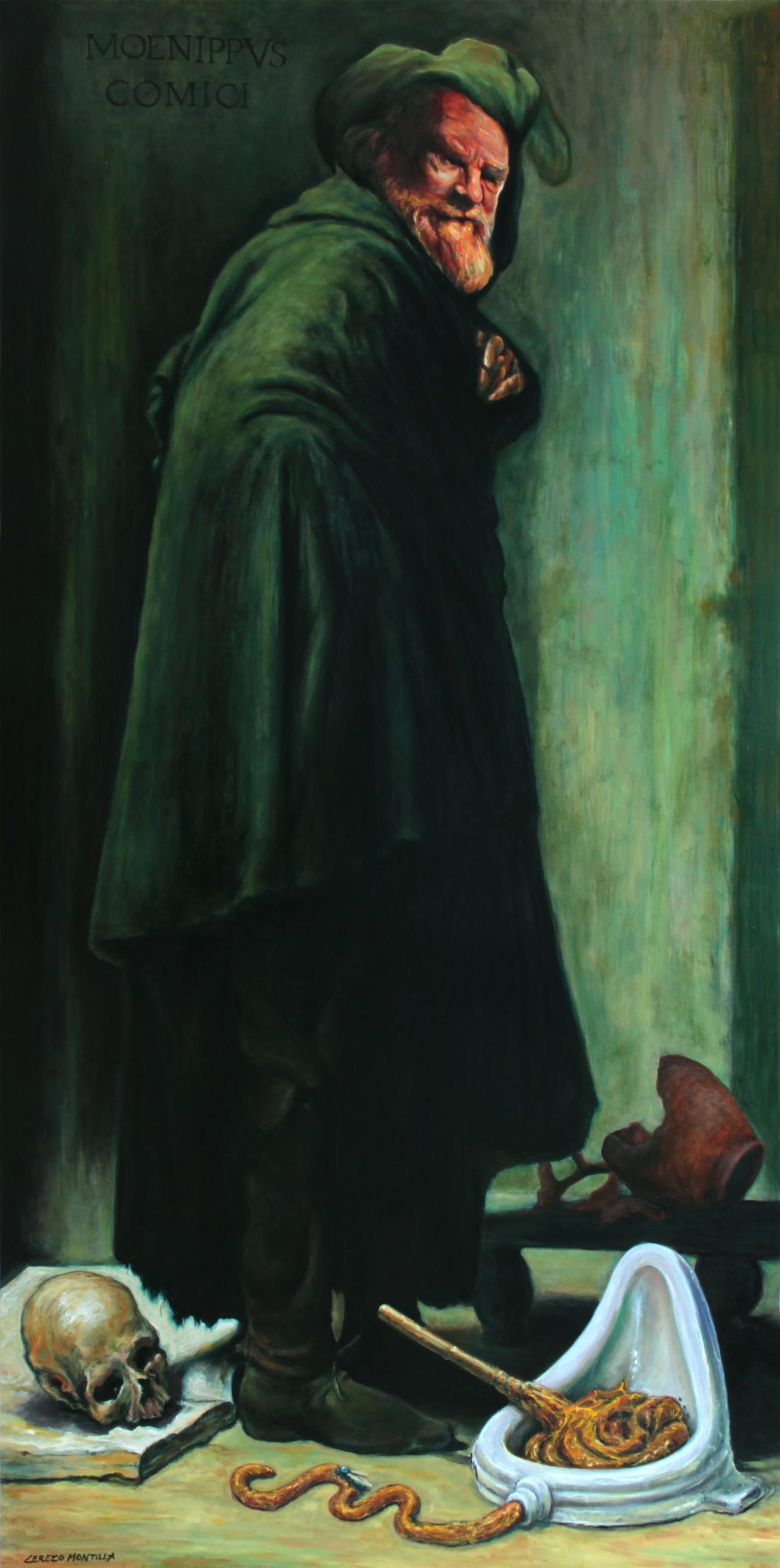 Moenipus Comici - Cerezo Montilla - compar cuadros modernos, comprar cuadros, cuadros modernos