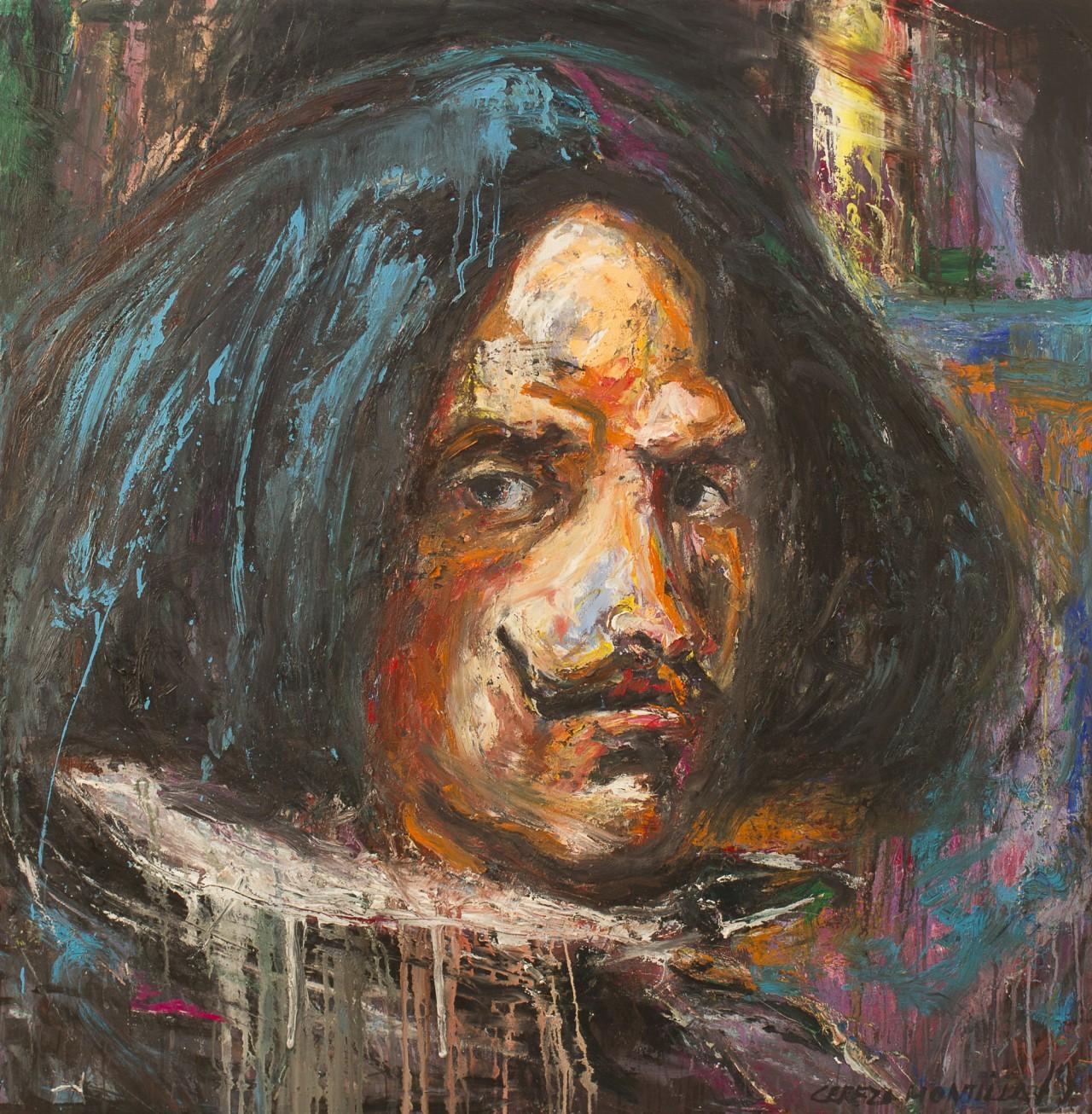 Maestro Diego - Cerezo Montilla - compar cuadros modernos, comprar cuadros, cuadros modernos