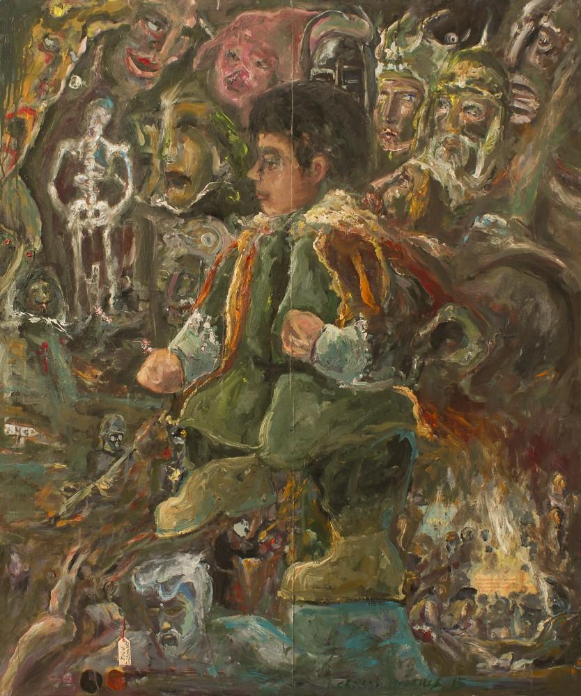 Francisco the gypsy - Cerezo Montilla -