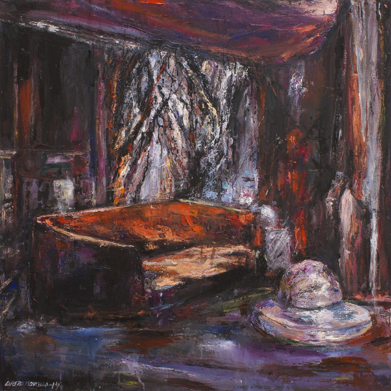Andy Garden - Cerezo Montilla - compar cuadros modernos, comprar cuadros, cuadros modernos