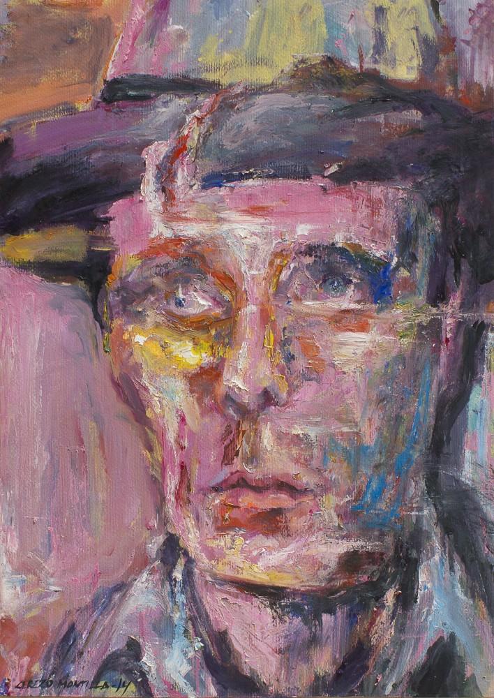 Josep beuys  - Cerezo Montilla -