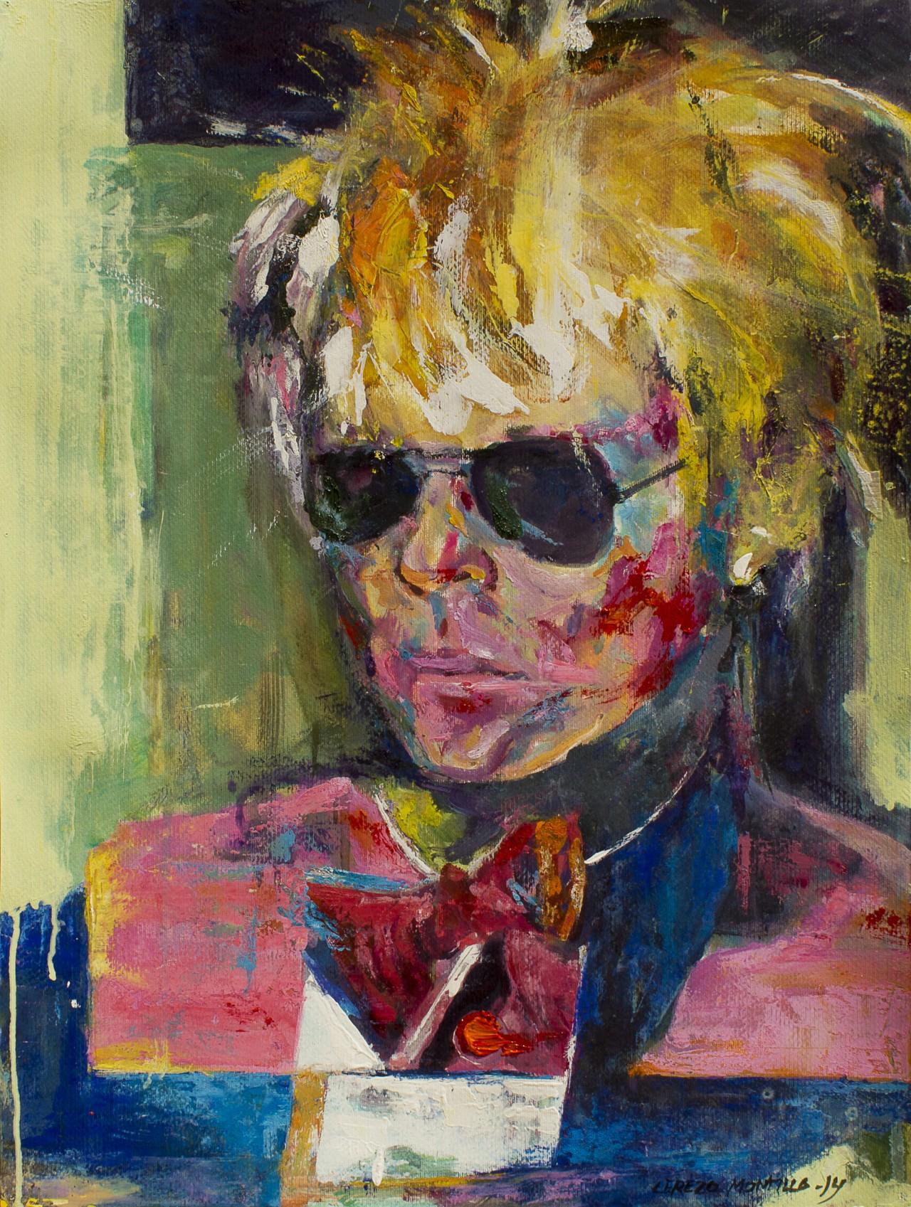Andy Warhol  - Cerezo Montilla -