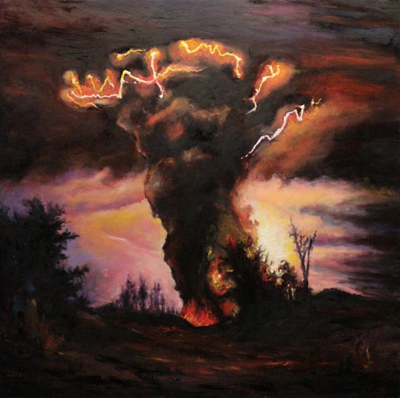 Sturm und Drang - Cerezo Montilla - compar cuadros modernos, comprar cuadros, cuadros modernos
