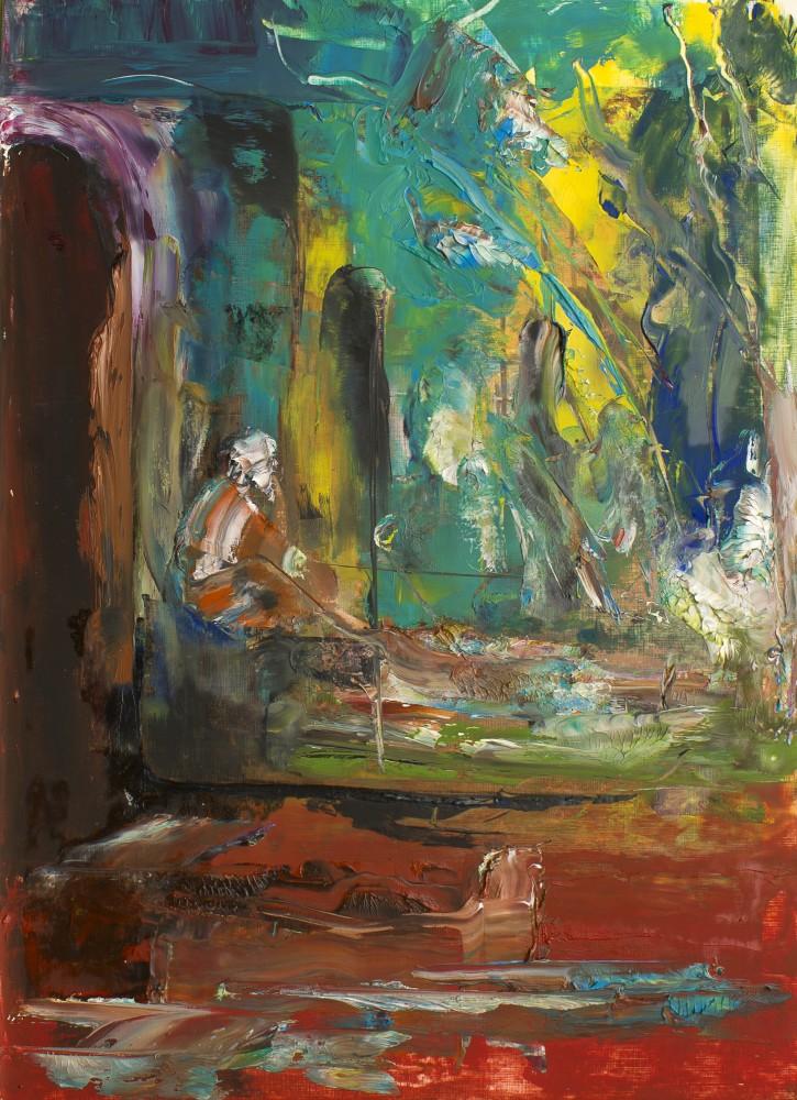 Galerie des Spectres - Cerezo Montilla -