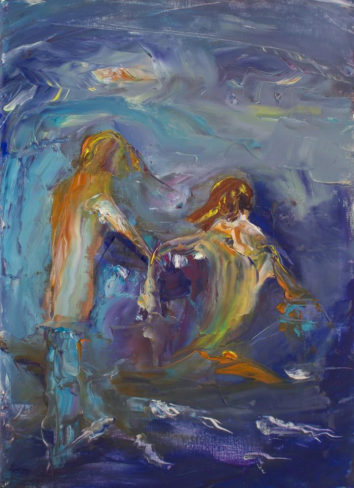 Galería de espectros - Cerezo Montilla - compar cuadros modernos, comprar cuadros, cuadros modernos