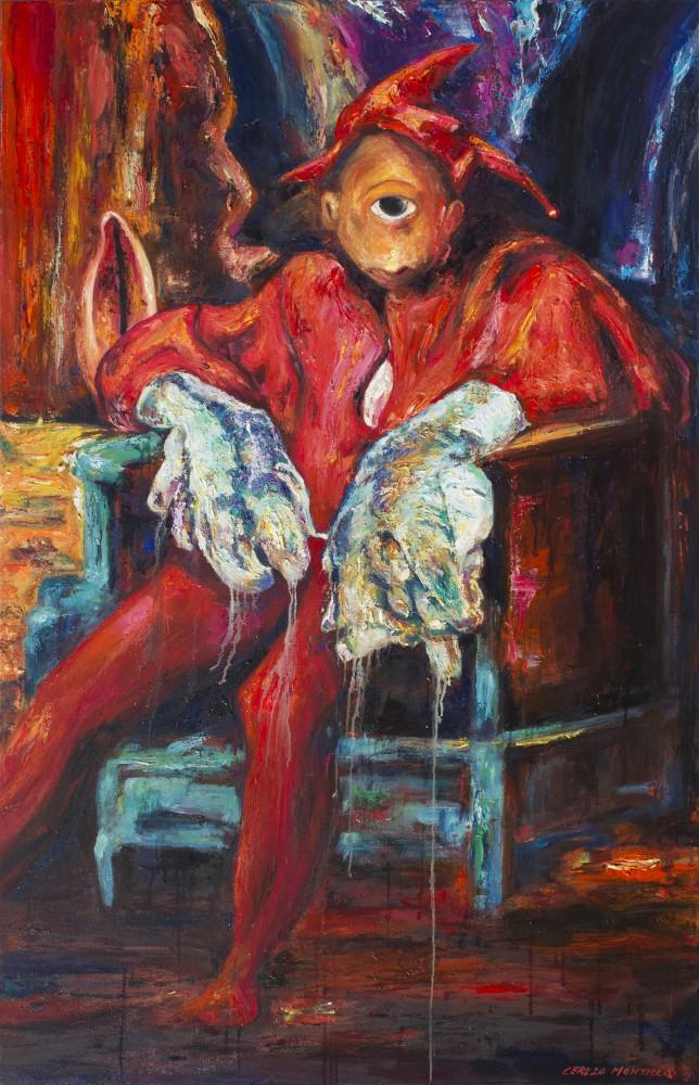 Der feste Jester - Cerezo Montilla -
