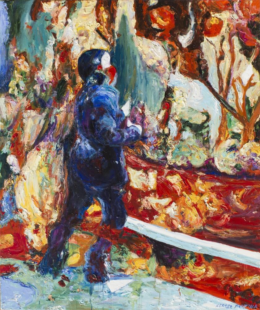 Return to the Garden - Cerezo Montilla -