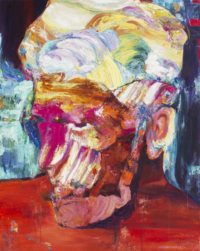 Disruptive - Self-portrait - Cerezo Montilla -
