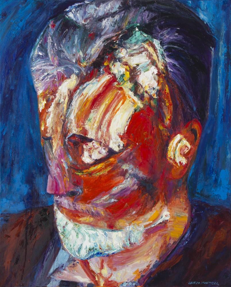 Contemplación - Cerezo Montilla - compar cuadros modernos, comprar cuadros, cuadros modernos